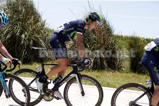 Adriano Malori (Movistar Team) © Bettiniphoto
