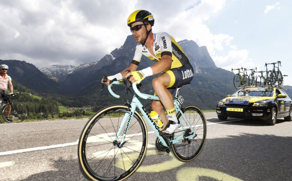 Enrico Battaglin © Team Lotto Nl-Jumbo
