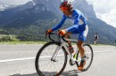 Damiano Cunego comanda la classifica degli scalatori © Bettiniphoto