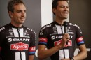 John Degenkolb e Tom Dumoulin © Team Giant-Alpecin