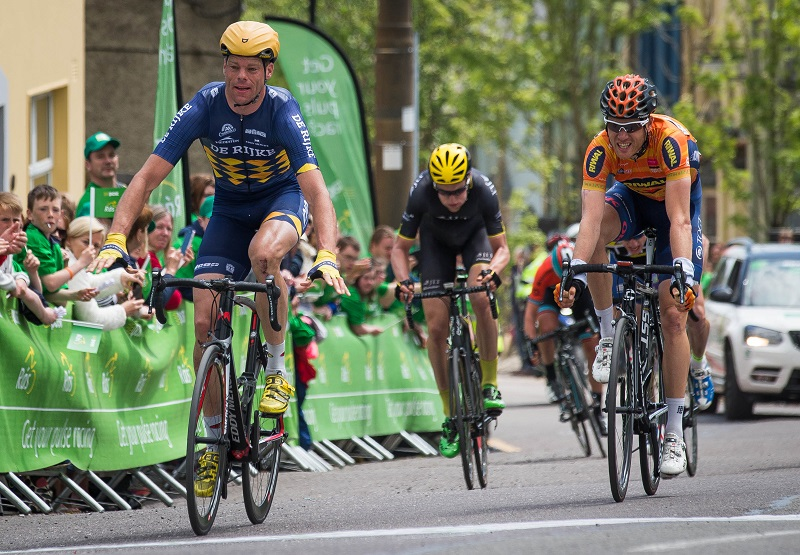 Wouter Mol vince la quinta tappa dell'An Post Rás © Inpho Photography