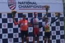 Il podio del campionato USA a cronometro © USA Cycling