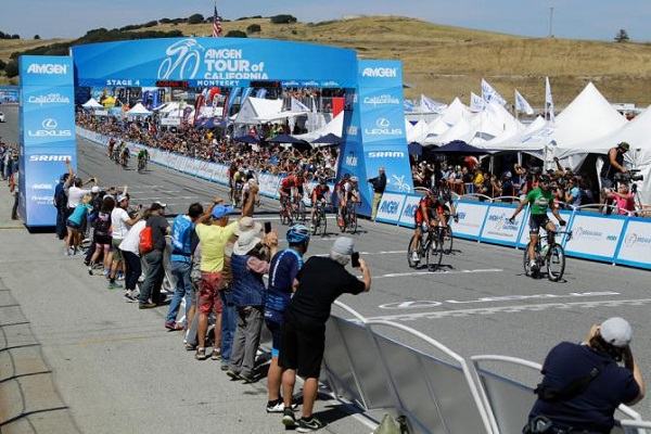 Peter Sagan vince a Laguna Seca © Getty Images Sport