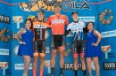 Il podio della terza tappa del Tour of the Gila 2016 © TourOfTheGila.com