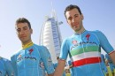 Fabio Aru e Vincenzo Nibali pronti all'assalto del Tour © Bettiniphoto