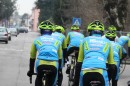 Team Brilla in allenamento a San Biagio di Callalta © Team Brilla Bike