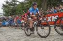 Karol-Ann Canuel impegnata a Richmond © Cycling Canada