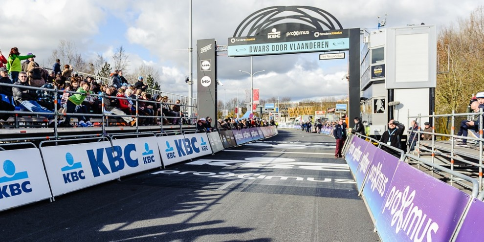 La Dwars door Vlaanderen si prepara al World Tour © Digitalclickx.com