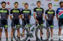 La squadra israeliana Cycling Academy Team @ Stuart Pickering