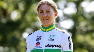 Katrin Garfoot @ GreenEDGE Cycling