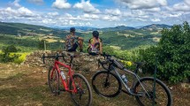 Tuscany Gravel Road Race 2016