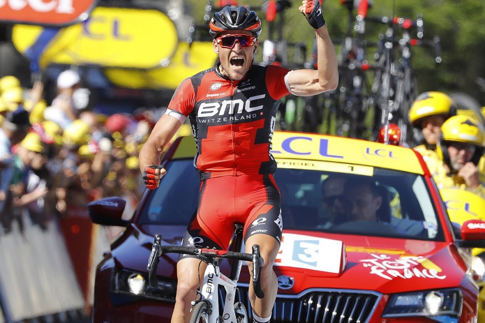 La gioia di Greg Van Avermaet © Bettiniphoto