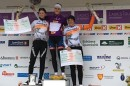 Il podio della prima tappa @ Ladies Tour of Norway