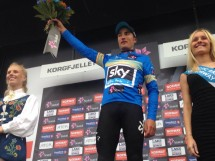 Tappa e maglia per Gianni Moscon all'Arctic Race of Norway @ Twitter