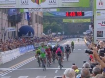 Sonny Colbrelli vince anche a Varese © Twitter