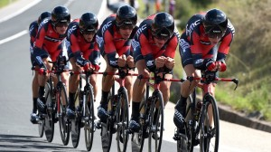 Il BMC Racing Team detentore del titolo © Youtube