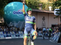 Esteban Chaves (Orica-BikeExchange) vince il Giro dell'Emilia 2016 © Bettiniphoto