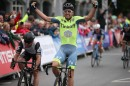 Adam Blythe batte Mark Cavendish nel campionato nazionale © British Cycling