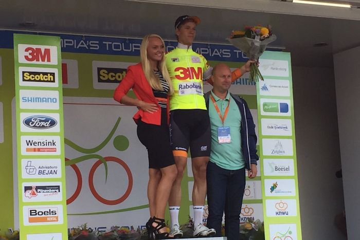 Cees Bol nuovo leader dell'Olympia's Tour @ Rabobank Development