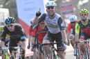 Mark Cavendish vince la seconda tappa dell'Abu Dhabi Tour © Twitter