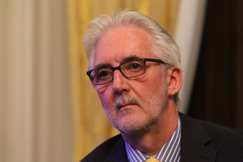 Il presidente dell'UCI Brian Cookson © Road Cycling