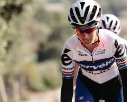 Brutto infortunio per Ashleigh Moolman