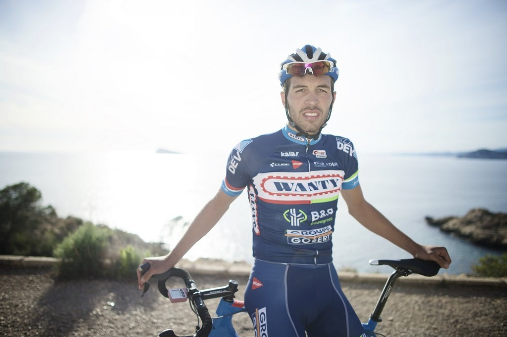 Simone Antonini © Wanty-Groupe Gobert