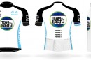 La maglia provvisoria del Team Earth © Team Earth