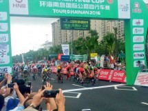 Walscheid batte Jones a Sanya © Tour of Hainan