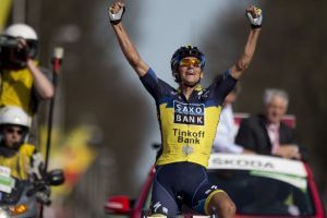 Roman Kreuziger conquista l'Amstel Gold Race 2013 © AP Photo - Peter De Jong