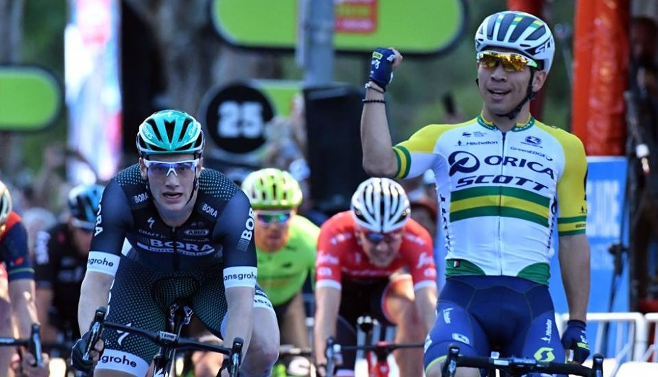 Seconda vittoria di Caleb Ewan alla People's Choice Classic © Tour Down Under