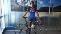Lucas Gaday in maglia Unieuro © Youtube