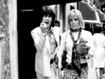 Keith Richards e Anita Pallenberg © Affashionate.com
