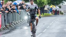 Dion Smith vittorioso al Beaumont Trophy © British Cycling