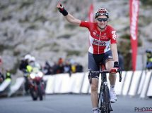 Tim Wellens vince sul Mirador des Colomer © Photo News