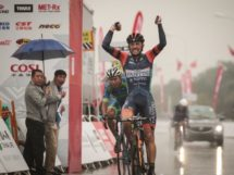 Daniele Colli ai tempi del successo al Tour of China © Sportfair