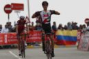 Rui Costa batte Ilnur Zakarin a Jebel Hafeet © Bettiniphoto