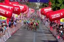 L'arrivo della quarta tappa del Tour of Turkey 2016 © Youtube