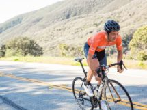 Adam De Vos vince la prima tappa della Joe Martin Stage Race © Rally Cycling