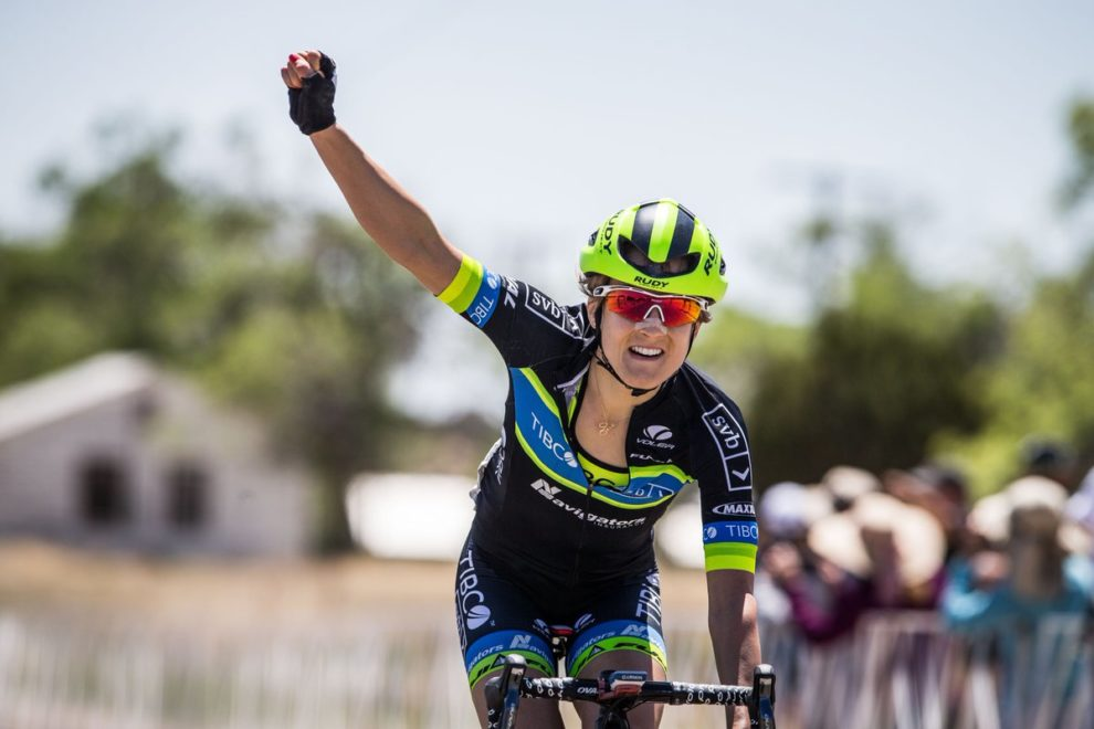 Lex Albrecht conquista la seconda tappa del Tour of the Gila © Jonathan Devich