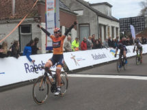 La vittoria di Chantal Blaak all'Health Ageing Tour © Healthyageingtr