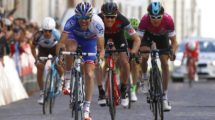 Thibaut Pinot vince l'ultima tappa del Tour of the Alps 2017 © Bettiniphoto