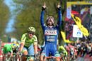La vittoria di Enrico Gasparotto all'Amstel Gold Race 2016 © Youtube