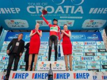 Jaime Rosón torna leader del Tour of Croatia © Photo Gomez Sport