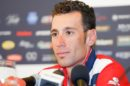 Vincenzo Nibali in conferenza stampa © LaPresse
