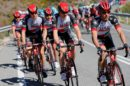 I corridori della UAE Team Emirates alla Vuelta al Pais Vasco © Bettiniphoto