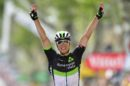 Edvald Boasson Hagen vince la tappa di Salon de Provence al Tour de France 2017 © ASO - Alex Broadway