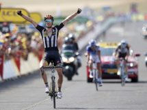 Stephen Cummings vince al Tour de France 2015 © EPA - Yoan Valat