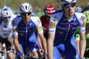 I corridori della Quick Step Floors impegnati in gara © Tim De Waele