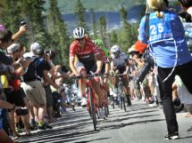 Kiel Reijnen impegnato alla Colorado Classic © Bettiniphoto
